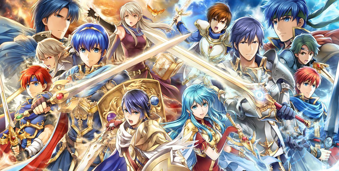 Fire Emblem Retrospective: Part 1 - The West - Welsh Gaming Network